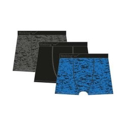 Herrboxer med elastan, 3-pack