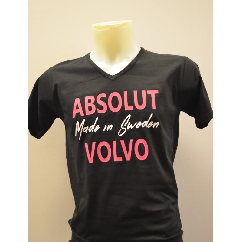 """T-shirt med tryck, """"Volvo"""""""