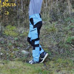 Barnbyxa Forest TX, blå
